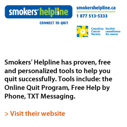 Smokers' Helpline Logo